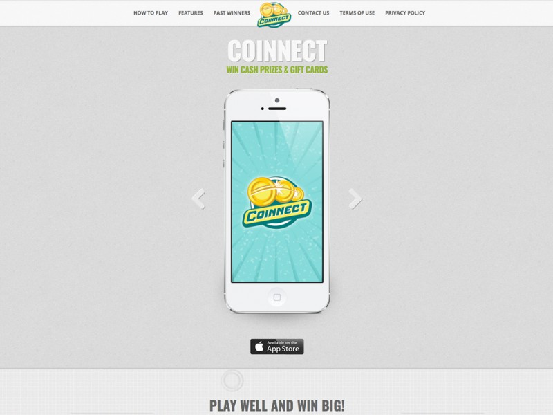 Coinnect Website